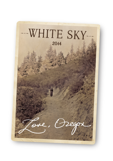 14 Love, Oregon White Sky Label